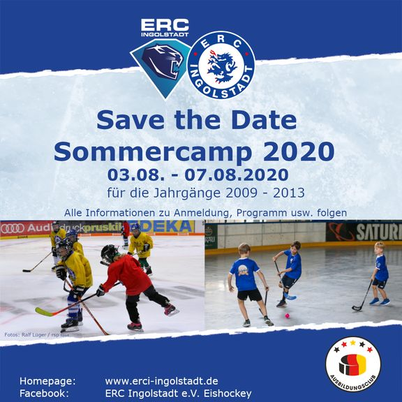 Save the Date Camp HP