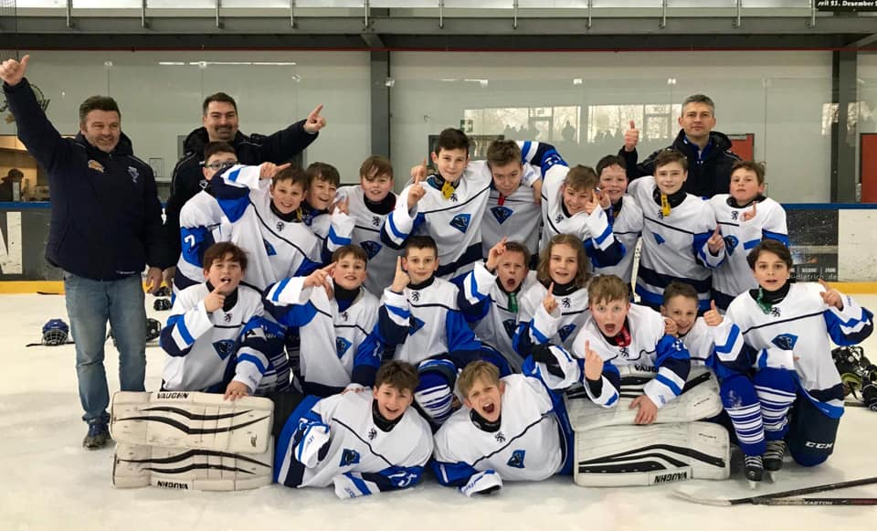 U11A in Ingolstadt 27 01 2019